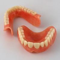 Подготовка и установка зубных протезов