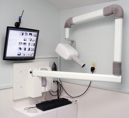 Цифровая рентгенология зубов