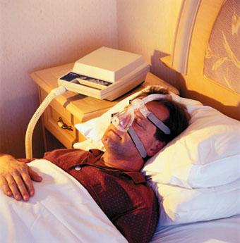 Диагностика и лечение синдрома апноэ сна