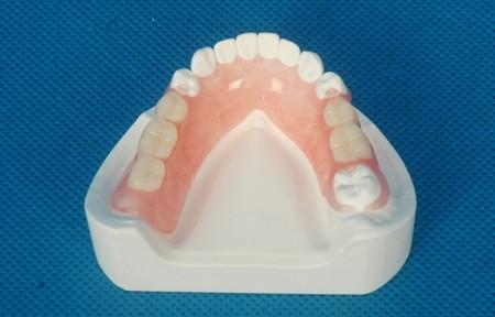 Гибкие зубные протезы